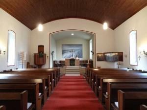 Evangelische Kirche Innen